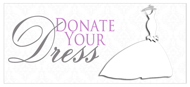 Donate and Buy Wedding Dresses